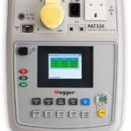 Megger PAT320 PAT Tester